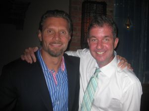Co-founders Alex Rowland and Norlin.