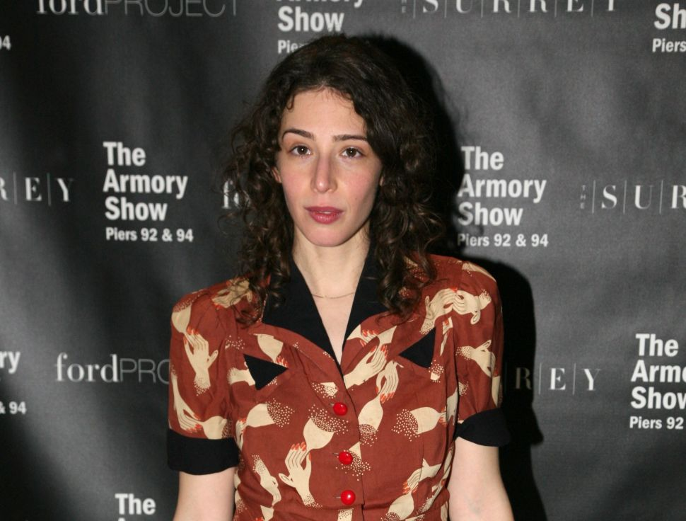 Liz Magic Laser Will Use Focus Groups to Determine the 'Liz Magic Laser Brand' for 2013 Armory Show