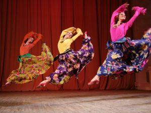 The Moiseyev Dance Company. (Courtesy E. Masalkov)