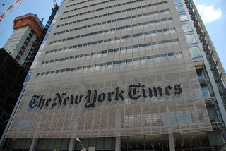 <em>The New York Times</em> Confirms Plans to Sell <em>The Boston Globe</em>