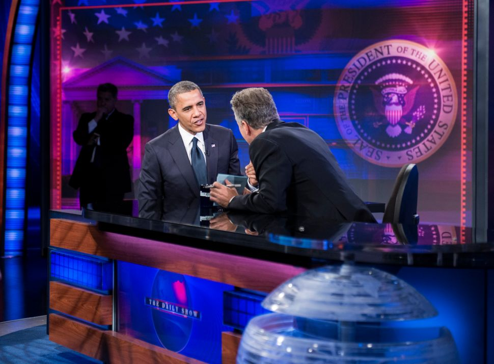 Will Jon Stewart Moderate a 2016 Presidential Debate?