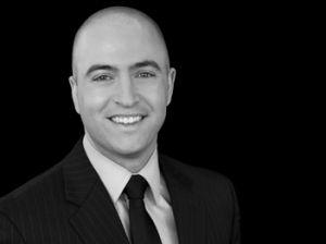 Brown Harris Stevens broker Nicholas Palance.