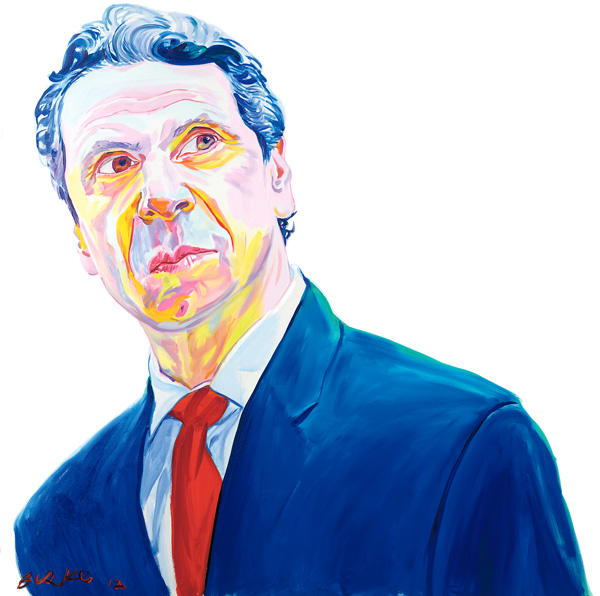 The Cuomo Condundrum: Searching for Andy on the Campaign Trail