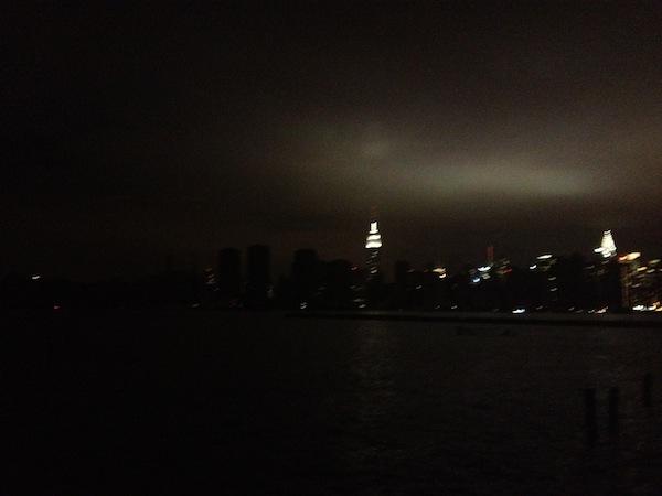 Manhattan As Ghost Town