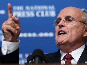 Former Mayor Rudolph Giuliani (Photo: Getty Images).