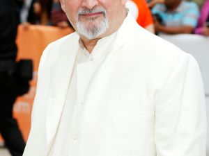 Mr. Rushdie.