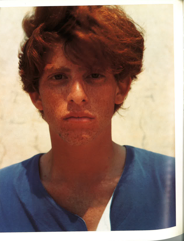 The Drawing Center's Brett Littman Was in a Book About Redheads