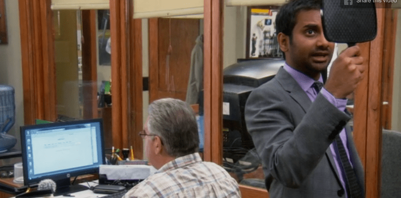 The Best Tom Haverford Lines from the Parks and Recreation Episode about Internet Addiction
