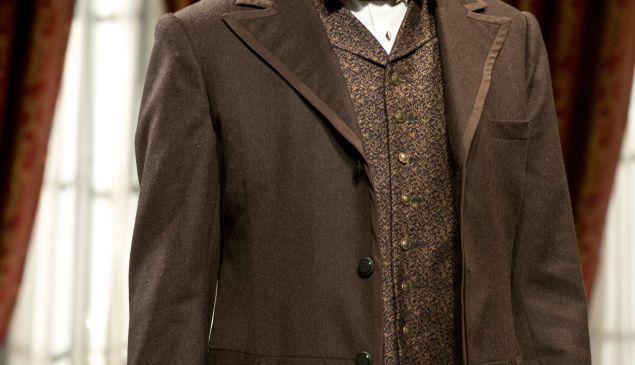 Dan Stevens in The Heiress.