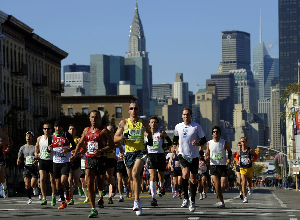 Anonymous NYC Marathon Employee Writes Letter Begging for Race to Be Cancelled