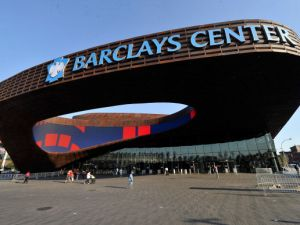 The Barclays Center (Photo: Stephen Lovekin/Getty Images).