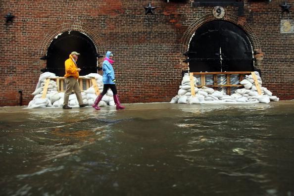 Christie's Art Storage Victorious Over Insurers in Hurricane Sandy Dispute