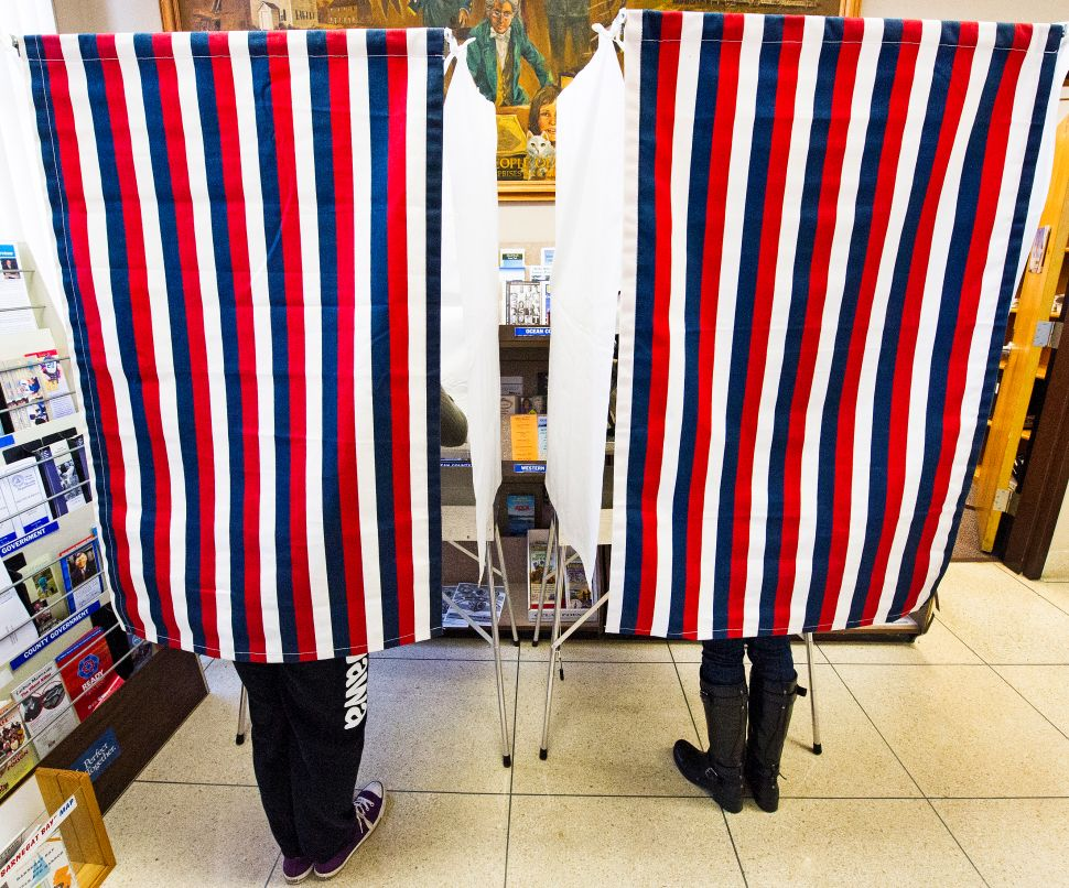 NJ Election Commission Reports Dip in Candidate Compliance