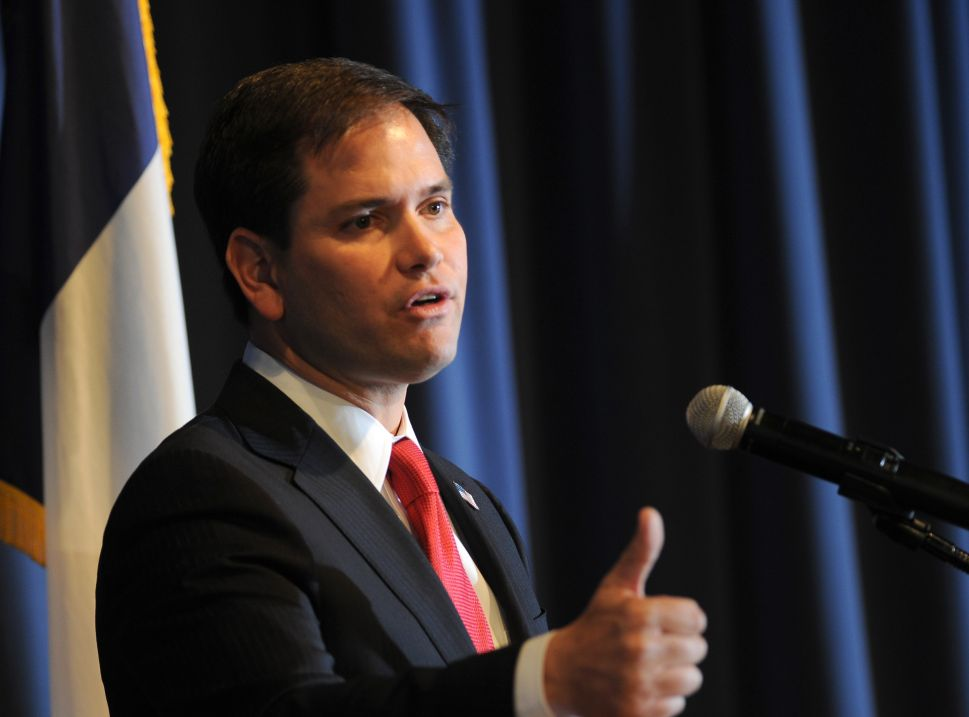 Rubio: Obama's 'Concessions' to Iran and Cuba Endanger America