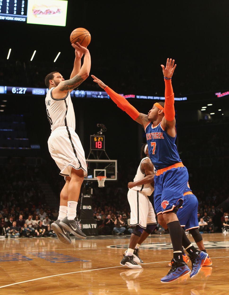 Why I Nixed the Knicks