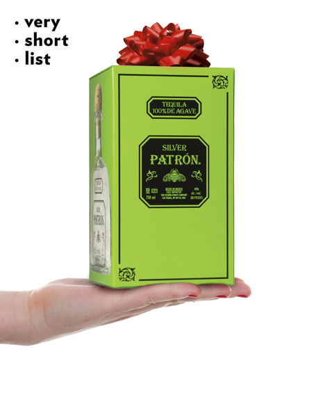 Win A Patrón Cocktail Party For You and Your Friends