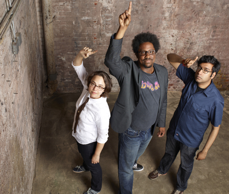 W. Kamau Bell: 'Totally Biased' Is Totally Back