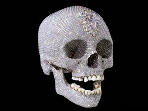 Damien Hirst, 'For the Love of God, ' 2007. (Prudence Cuming Associates Ltd./Getty Images)