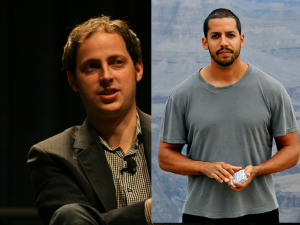 Nate Silver and David Blaine, birds of a feather