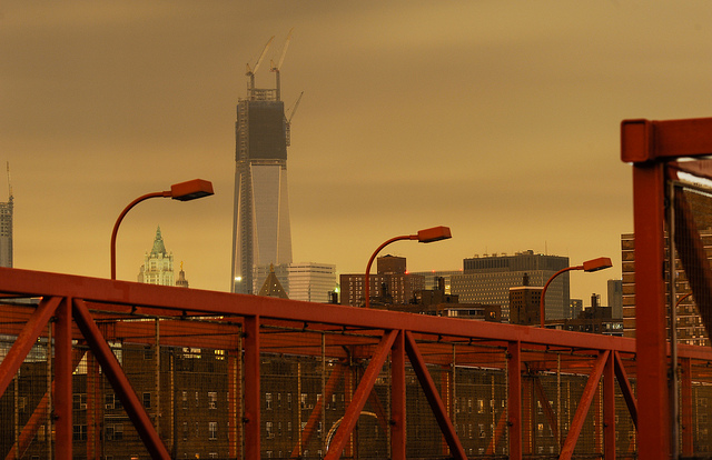 Ground Zero Again: Construction Resumes at World Trade Center