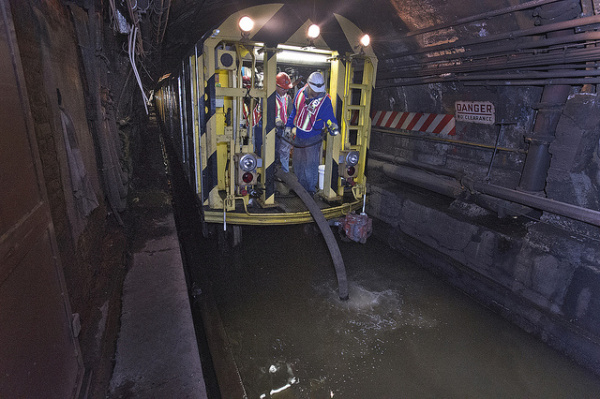 The MTA Is Busy Cleaning Up the L Line, and It's Got the Video to Prove It
