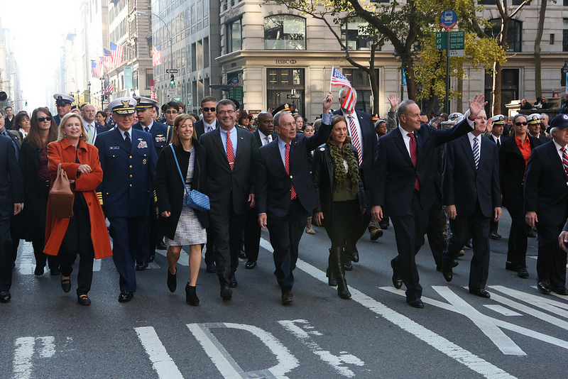 Still Recovering from Sandy, City Offices Fight the Good Fight on Veteran's Day