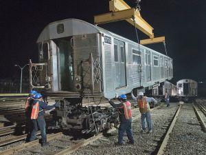 The Rockaways, on a roll again. (MTA/Flickr)