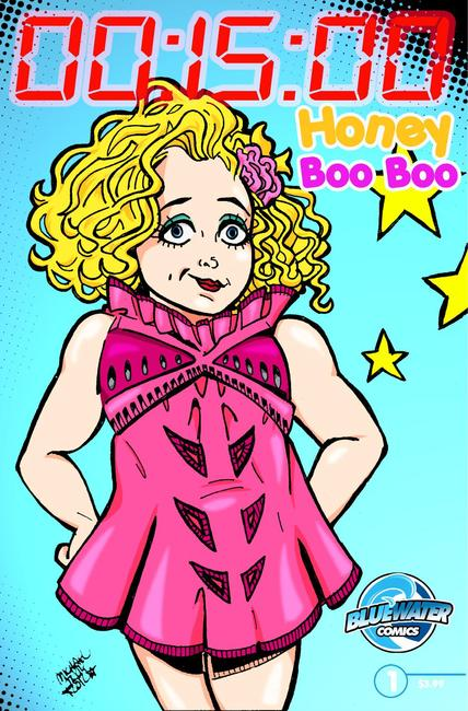 Honey Boo Boo Comic Book Intends 'Not to Educate Society'
