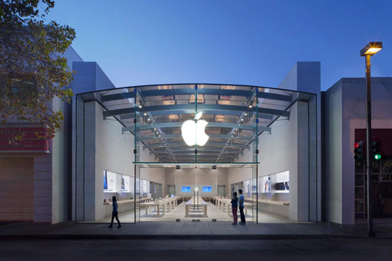 Whoops! New Apple Store Said to be 'Almost Unbearably' Loud