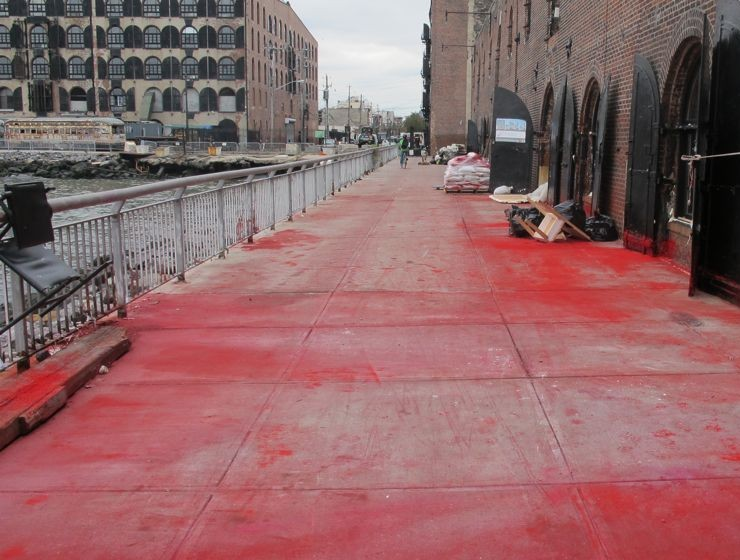 Wet Paint: Sandy's Devastation at Galleries Was Matched by Her Destruction of Studios