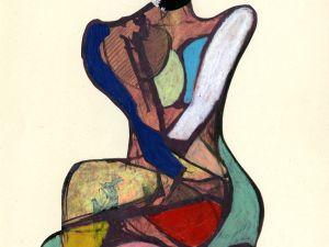 'Untitled' (2012) by Brinkerhoff. (Courtesy the artist and ZieherSmith)
