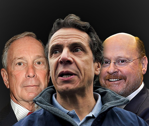 The Committee to Save New York: An Oral History of Hurricane Sandy