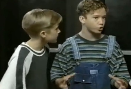 Young Ryan Gosling and Justin Timberlake Talk About Terrorism With R&B Group Xscape (Video)