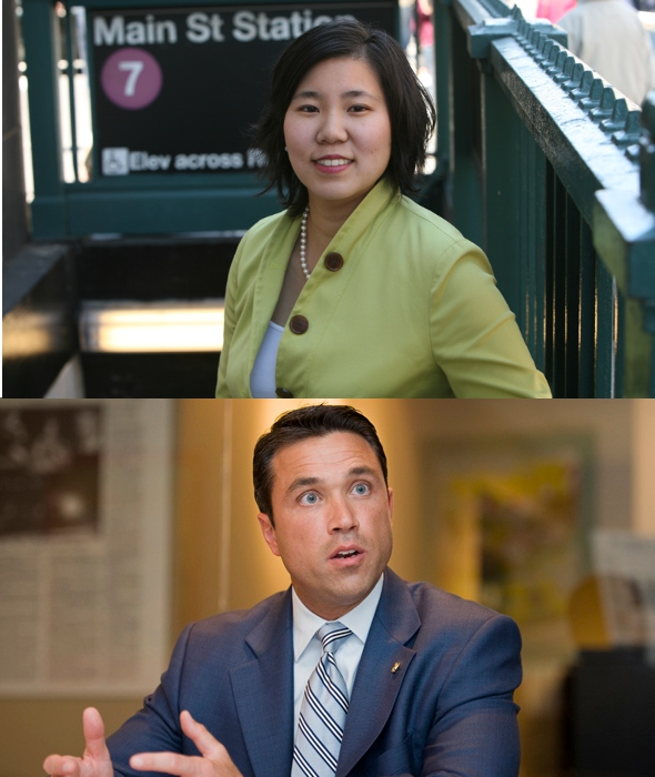 In New York City, Michael Grimm and Grace Meng Win