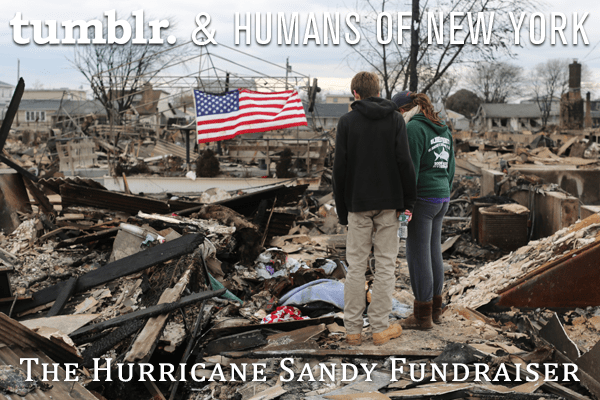 Hurricane Relief Goes Viral, With a Little Help From Tumblr and Indiegogo