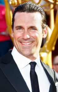 Big Apple Idolatry: Jon Hamm's Penis Leans Left (And is a Democrat as Well)