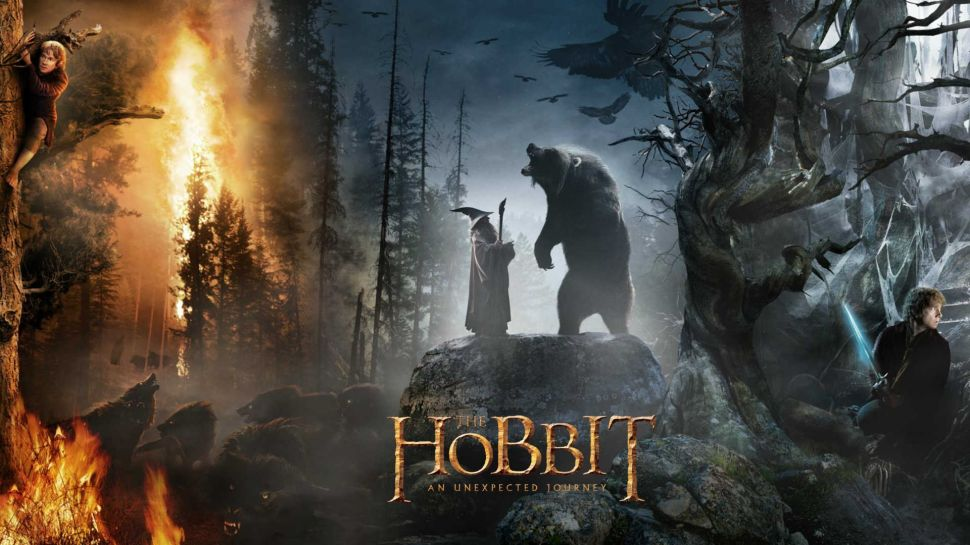 <strike>No</strike> … <strike>Some</strike> … A Bunch of Animals Were Harmed in the Making of <em>The Hobbit</em>