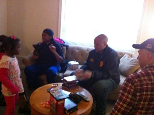 Inside Cory Booker's Hurricane Sandy Slumber Party