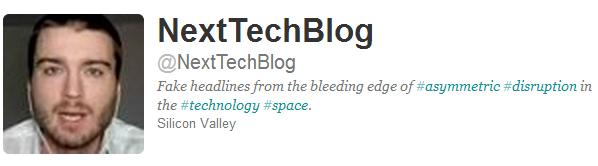 Tech Blogger Jon Mitchell Claims He Is @NextTechBlog [Updated]