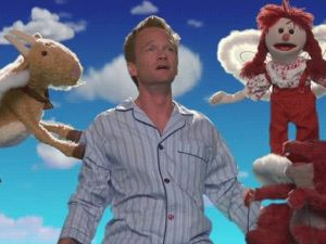 Neil's Puppet Dreams (YouTube)
