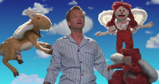 Big Apple Idolatry: NPH's Puppet Dreams and the Return of Topanga
