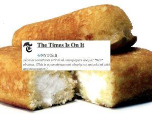Trending Twinkie (Hostess, Twitter)