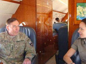 David Petraeus and Paula Broadwell. (Photo: PaulaBroadwell.com)