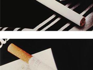 Richard Prince, 'Untitled (Cigarettes),' 1978-79. (Courtesy Phillips de Pury).