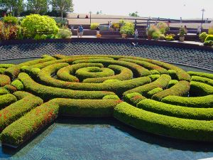The Getty Museum. (Courtesy oc_layos/Flickr)