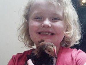 Honey Boo Boo and Nugget (Facebook)