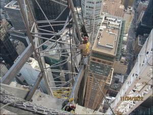 The One57 crane.