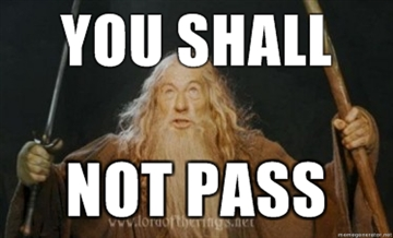 BLASPHEMY: Gandalf Exploited to Shill for Microsoft Phones