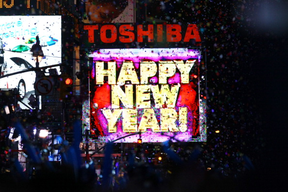 After the Ball Drops: A New Yorker's New Year's Resolutions