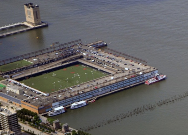 Sinking Pier 40: Durst Leaves Hudson River Park Amid Mutiny Over Its Future